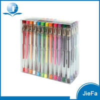 48 Different Color Universal High Capacity Gel Ink Pen
