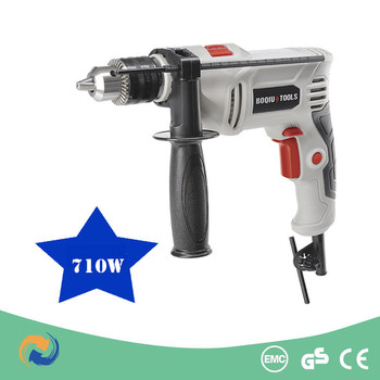 Hot Sale HY57323 710W Electric Power Tools Impact Drill