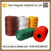 polyester twine /polyester fishing tiwine /polyester building twine