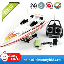Double Horse 2.4G 4CH rc high speed boat for sale Racing Boat 7008