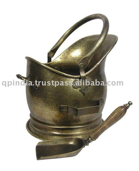 Fireplace bucket&fireplace coal bucket
