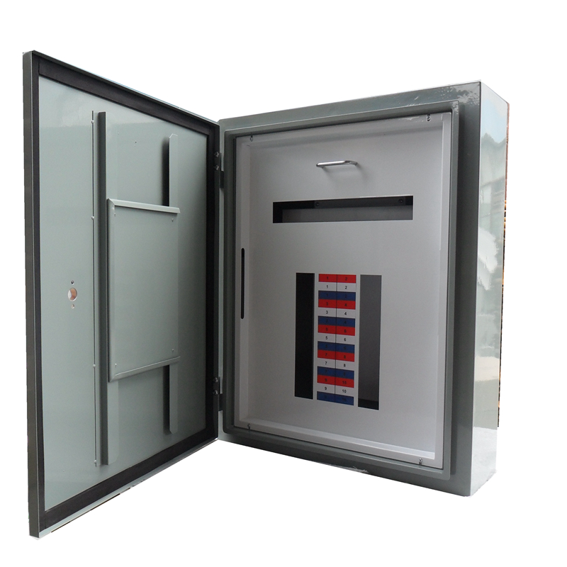OEM/ODM Professional Sheet Metal Enclosures Control Enclosure