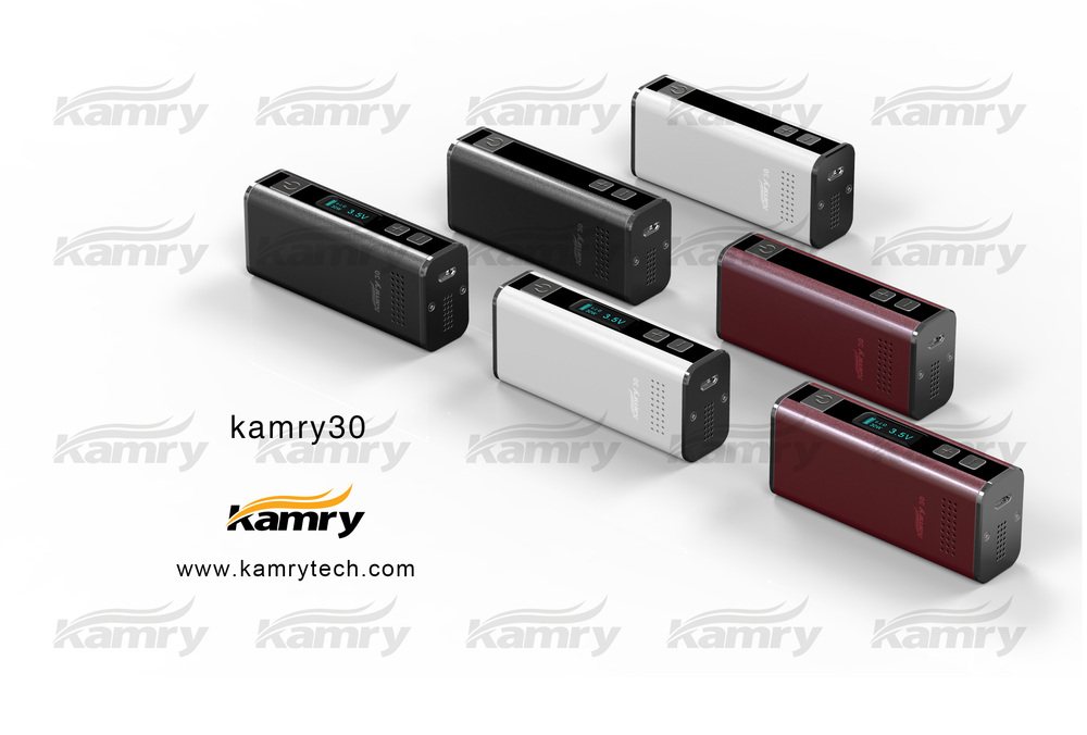 big vapor electronic cigarette reusable electronic cigarette kamry 30 box mods electronic cigarette 510