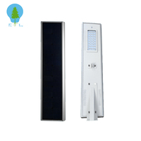 IP65 Integrated Outdoor Ip65 40W All In One Solar Led Street Light for Garden