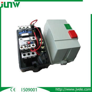 China supplier to supply LE1-N18 LE1-D18 AC 5.5kW electrical magnetic starter