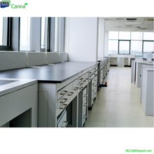 Chemical proof formica laminated table top lab worktop