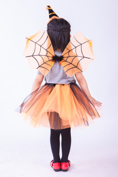 halloween, cosplay and party girls tutu dress