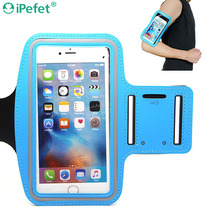 New Sport Armband Waterproof Jogging Phone Case for iPhone 6 Plus
