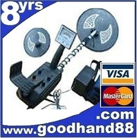 Gold Metal Detector for Treasure, Sonda MD5008 Nuovo