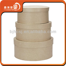 Customized wholesale paper mache boxes