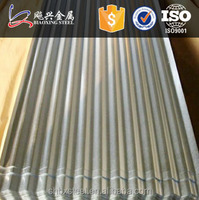 Corrugated Zinc Aluminum Deck Roof Supplier in China