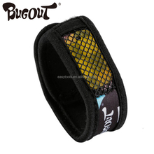 2016 New Arrival Bugout Magic Anti Mosquito Repellent Bracelet For Children And Adult Outdoor Activities Ankleband