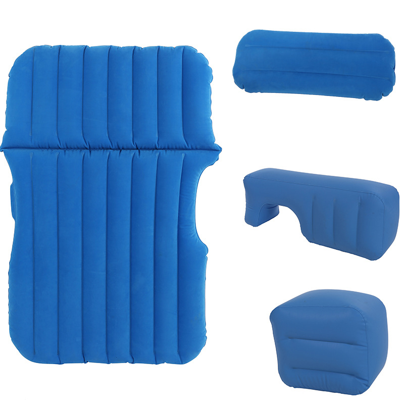 Portable pvc mattress airbed Resting Leisure inflatable air bed Mattress for car - Jozy Mattress | Jozy.net