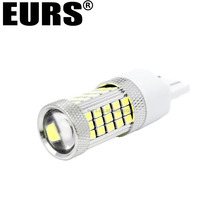 EURS Brand New T207440 W21W WY21W 2835 yellow white red 800Lumen 12V Auto T20 Led Lights