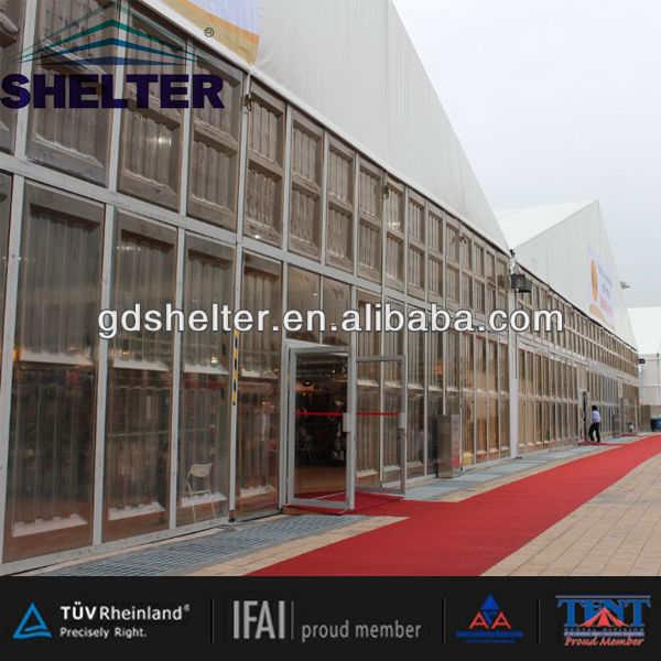 30m Temporary Shelter Structures Tents for different events, parties, weddings, Have office in Beijing, Shanghai, Guangzhou