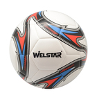 Size 5 Official New Shiny PVC Soccer Ball witn Good Performance for Training Football