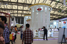 Shanghai International Beauty Expo booth designer