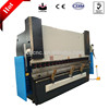 WC67K 250T/3200 Advanced quality Delem DA56S system CNC metal sheet presse plieuse