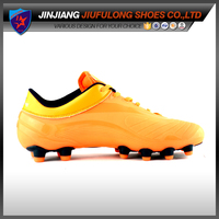 2015 High Fahion Name Brand Cheap Football Shoes Custom Made Soccer Shoes
