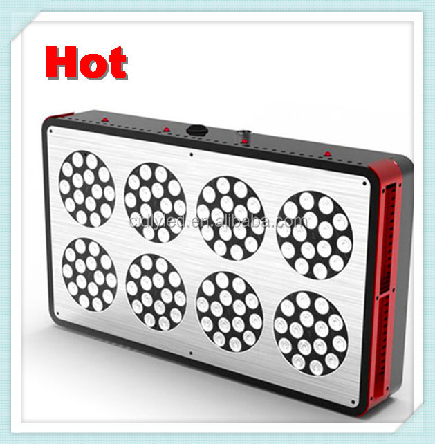 dropshipping are welcomed 2013 best cheap 300w CIDLY LED 8 led grow lights for growing & flowering