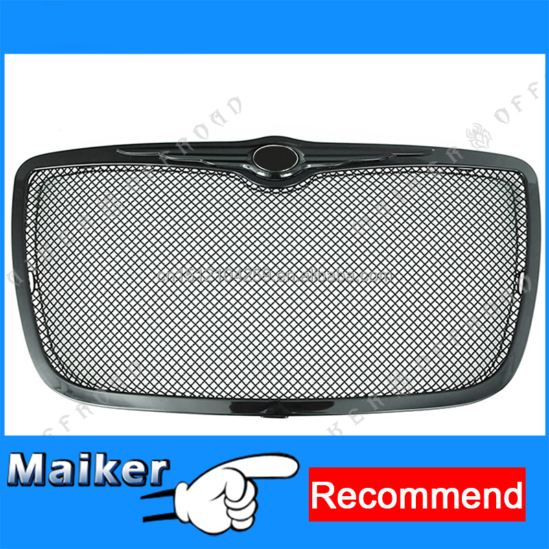 2005 - 2010 front grille for Chrysler 300C parts