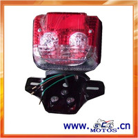 SCL-2012030130 for CG125 hi-q universal motorcycle rear tail light