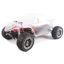 Kingmotor 2017 new design KM Navigator X2 update version 1/5 style gas off road 4WD 1:5 rc truck car with 36cc engine