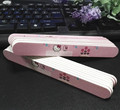 Printed Flower Nail File Two sides Use Manicure File