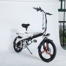 Adult Electricas bike with cross cheap electric motorcycle folded bicycle