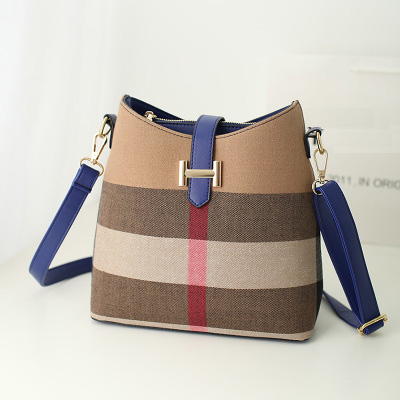brtish checks print mini crossbody <strong>handbag</strong> wholesale
