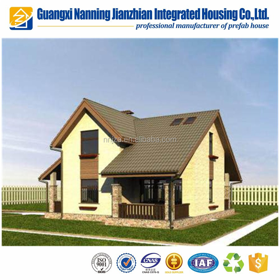 New design house design in nepal low cost prefabricated log house with great price