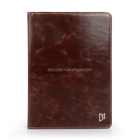 Custom design new arrival PU tablet cover fit for ipad 6