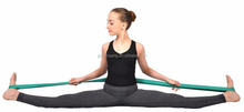 New!! Ballet Stretch Band for Ballet, Dance, Gymnastics Loop Resistance Band