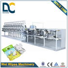 DCW-2700L Full automatic baby wipe production line