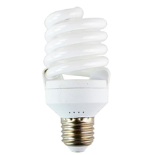 China yiwu CFL Full Spiral cell Energy Saving Lamps E27 26W 11W 230V