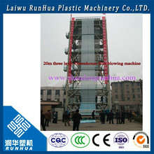 Advanced process plastic agricultural film mulching film blown making machine plant