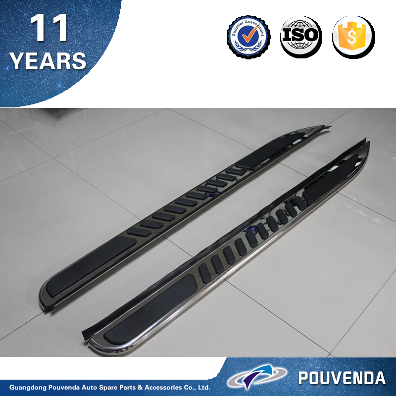 Aluminum alloy OE style running board for 2016 explorer