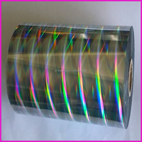chinese xxx film bopp holographic film for pack