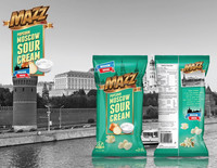 Mazz Popcorn (Sour Cream Flavored)