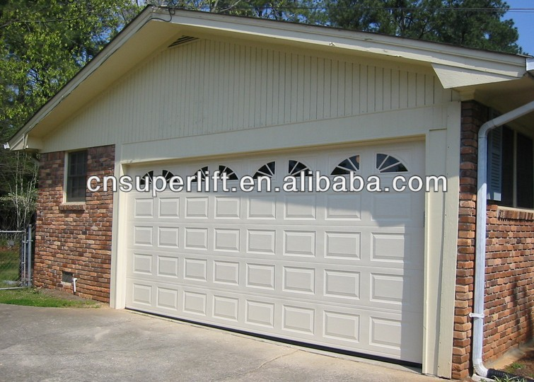 Single Panel Automatic Garage Door