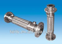 flange stainless steel flexible pipe