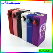 high quality hex Angel box mod /hex Angel mod /hex angel boxer mod electronic cigarette