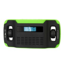 2017 Hot Sale Portable AM/FM Radio Led Home Solar Systems Emergency Light