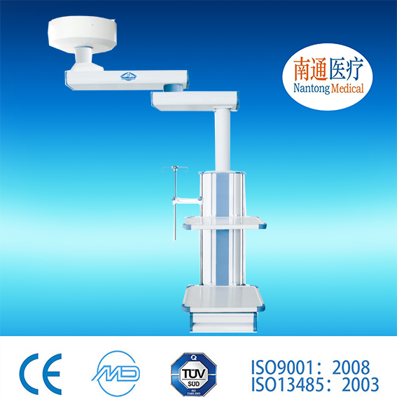 Mingtai/Keling/Nantong top brand in China Medical white medical surgery pendant with gas unit