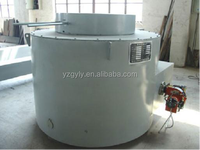 gas galss melting furnace with good quality and competitive price