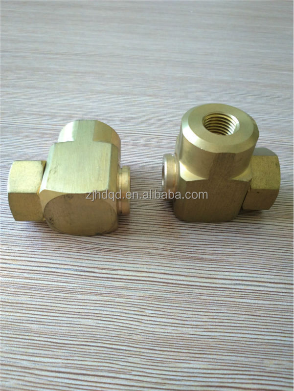 Wholesale High quality brass swivel connector for garden hose reel