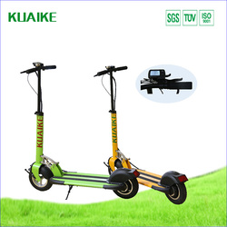 solid tire portable fat street city folding mini electric scooter kupa scooter electric