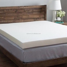 sleepwell high density foam mattress with elegant cover protector