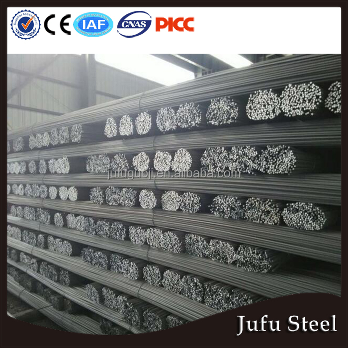 GB HRB400 HRB500 BS4449 ASTM A615 GR40 GR60 steel rebar, deformed steel bar, iron rods for construction/concrete/building