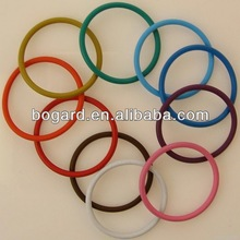 colored o ring with silicone/NBR/FKM material